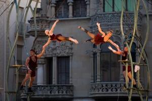 150510  Trapez 2015, Fira del Circ de Catalunya a Reus. Espectacle de cloenda. 10.05.15 Foto: Tjerk van der Meulen IMAC-Reus