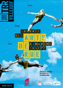 affiche theatre romain rolland 2018